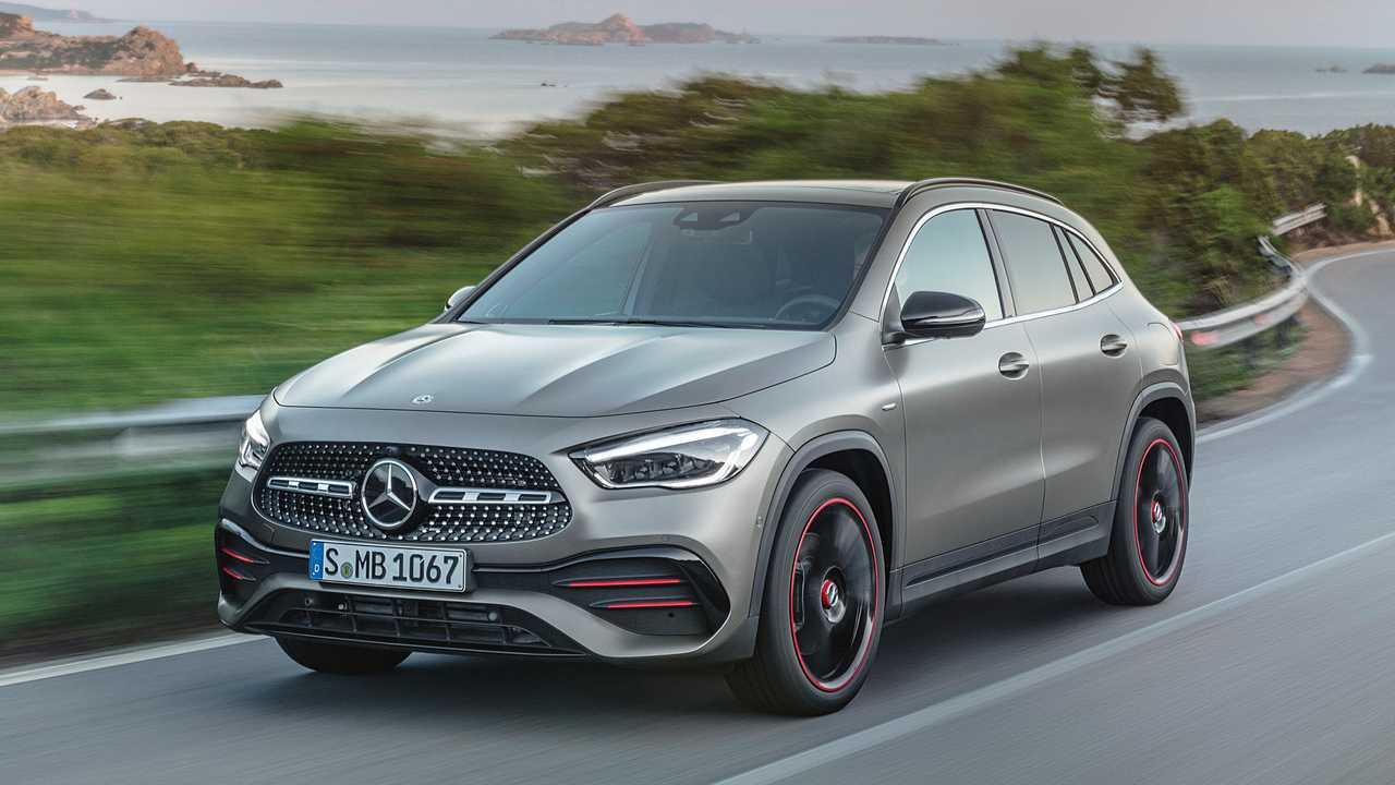 Mercedes-Benz GLA 2020