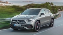 Mercedes-Benz GLA (2020)