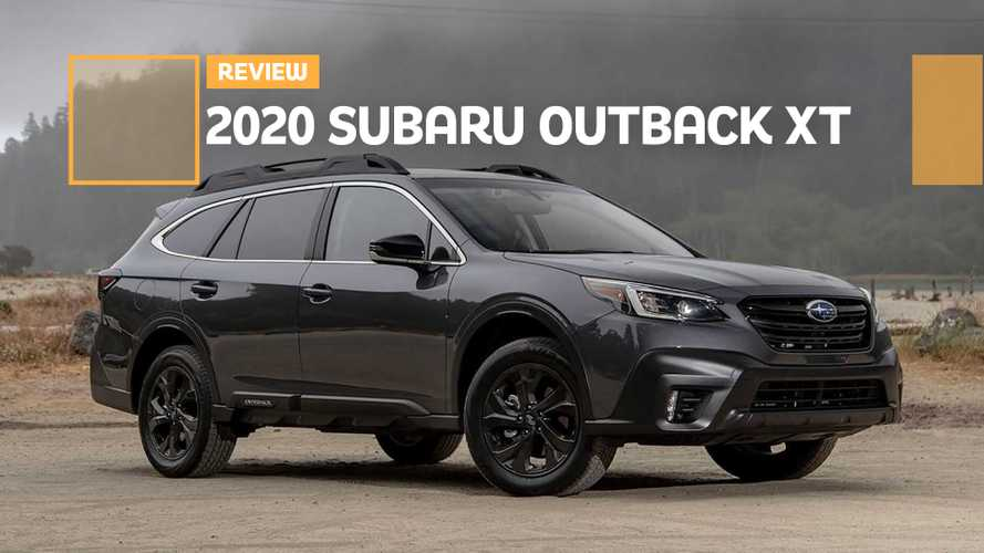 2020 Subaru Outback XT Onyx Edition Review: Rock Solid