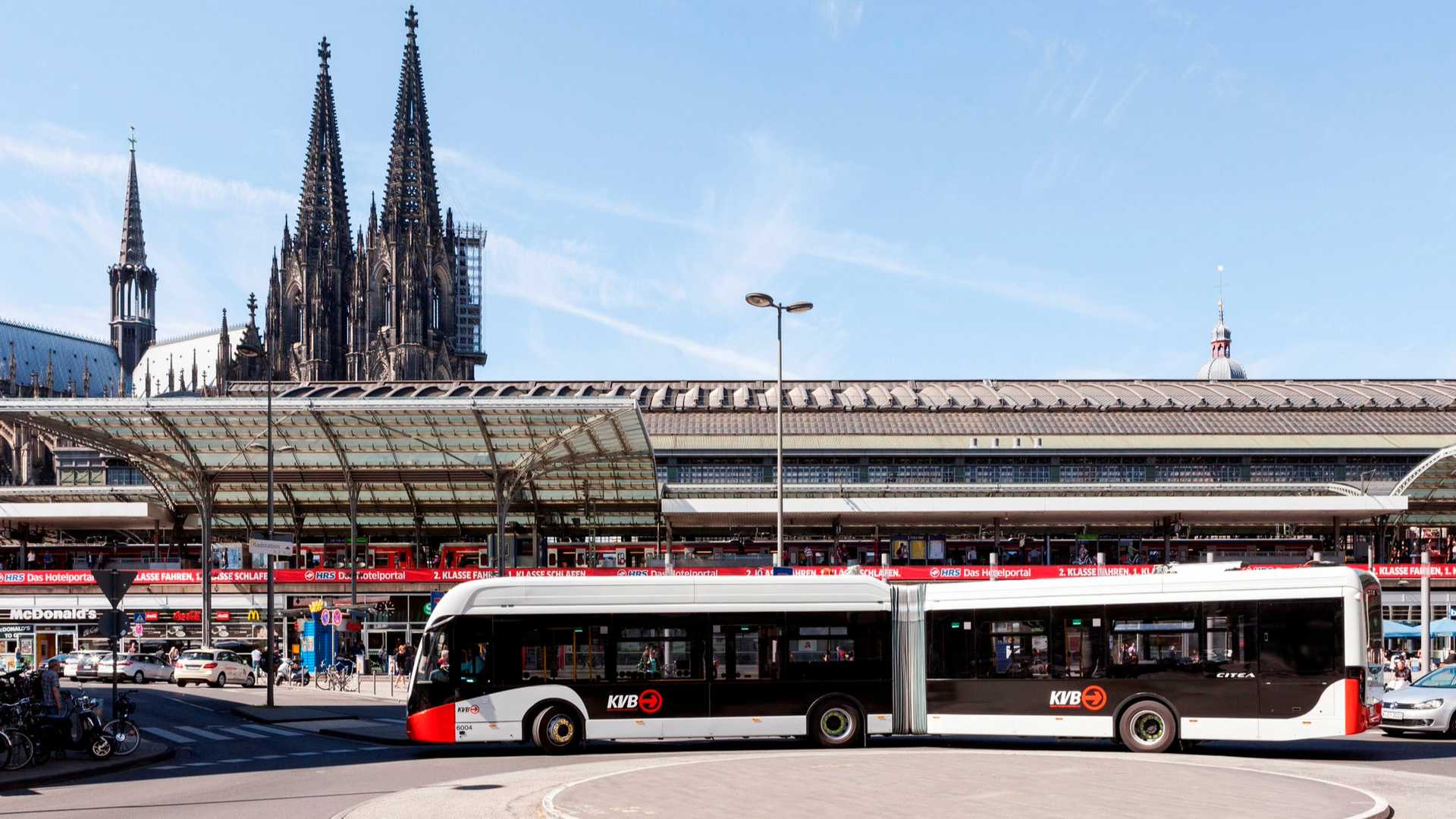 VDL To Deliver Additional 53 Electric Buses To KVB Cologne