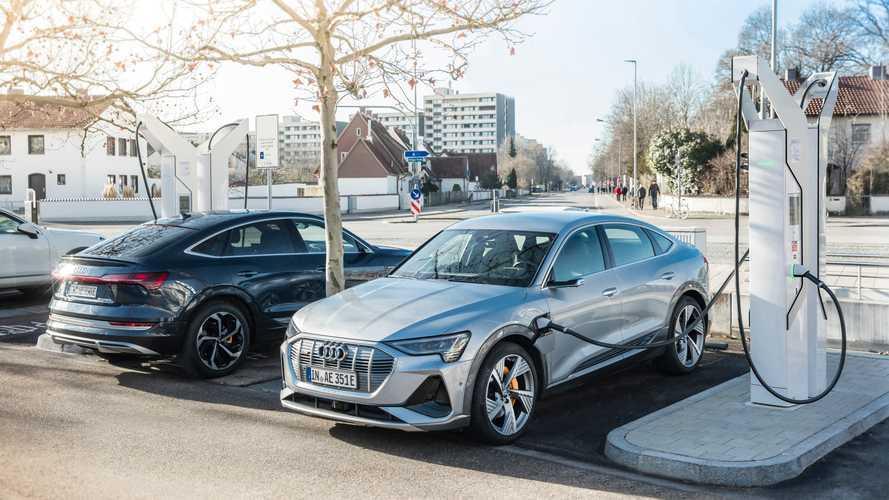 Audi annonce un investissement de 100 millions d'euros dans ses infrastructures de recharge