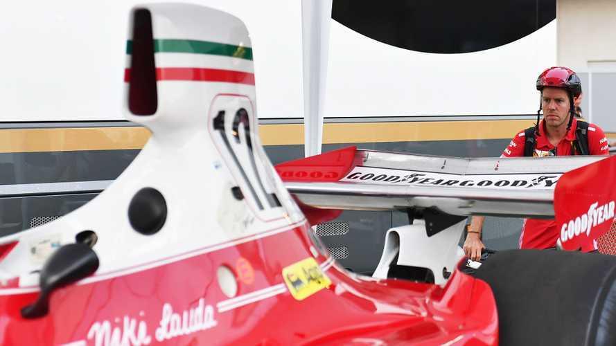 F1 Ferrari 2020: c'è del bianco verde per onorare il Tricolore