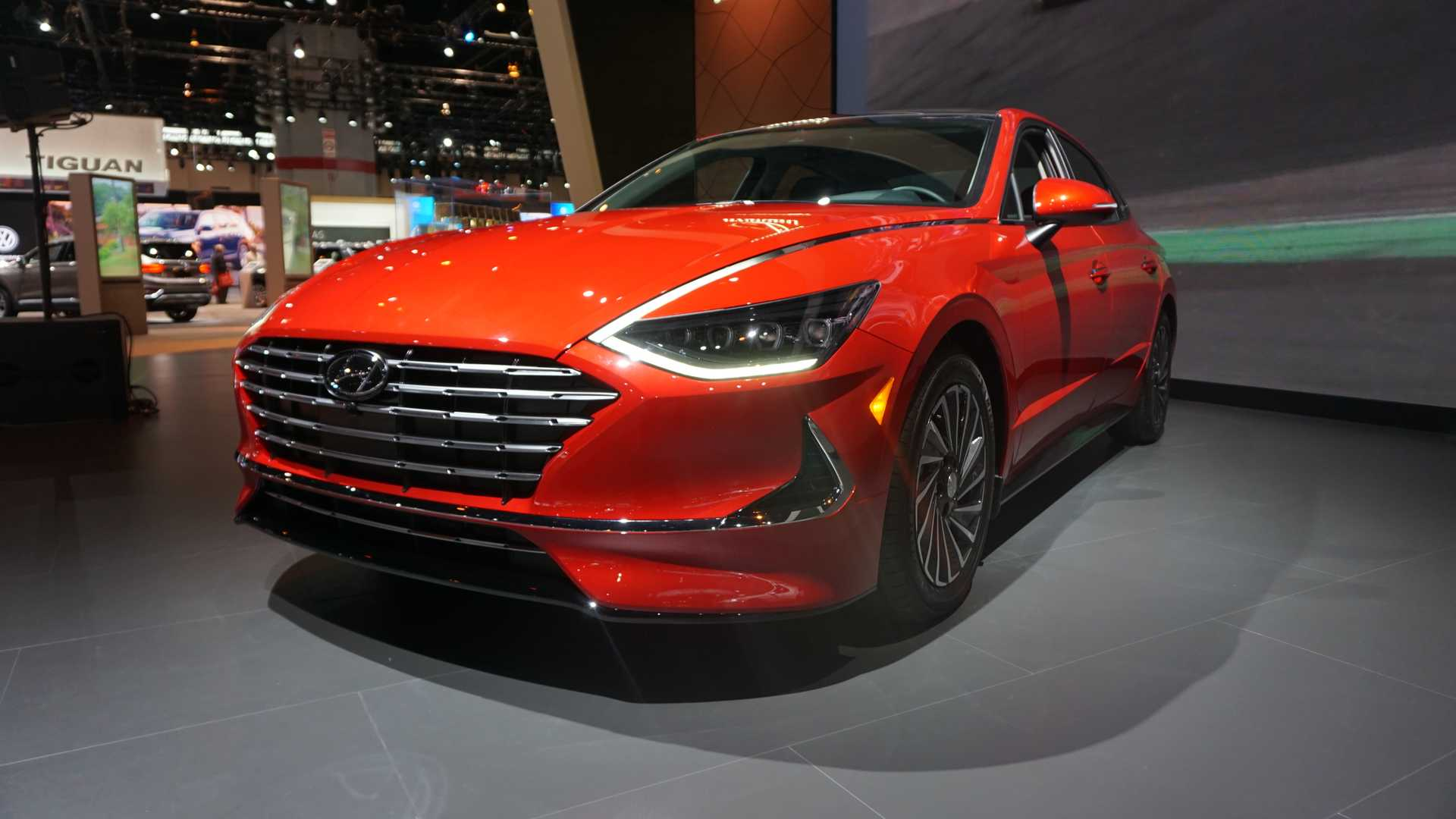 2020 Hyundai Sonata Hybrid To Hit Dealerships With Big 4 000 Discount