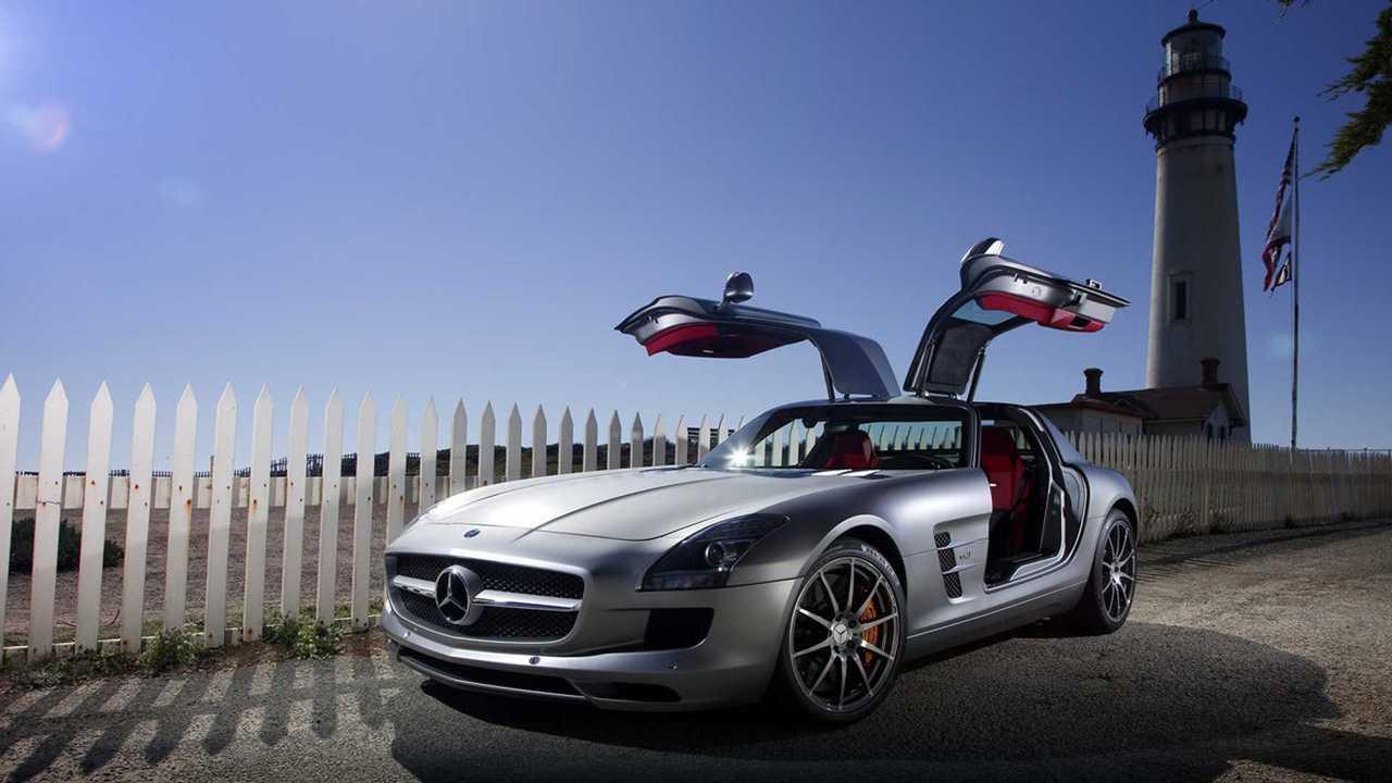 2010-15 Mercedes SLS AMG Gullwing