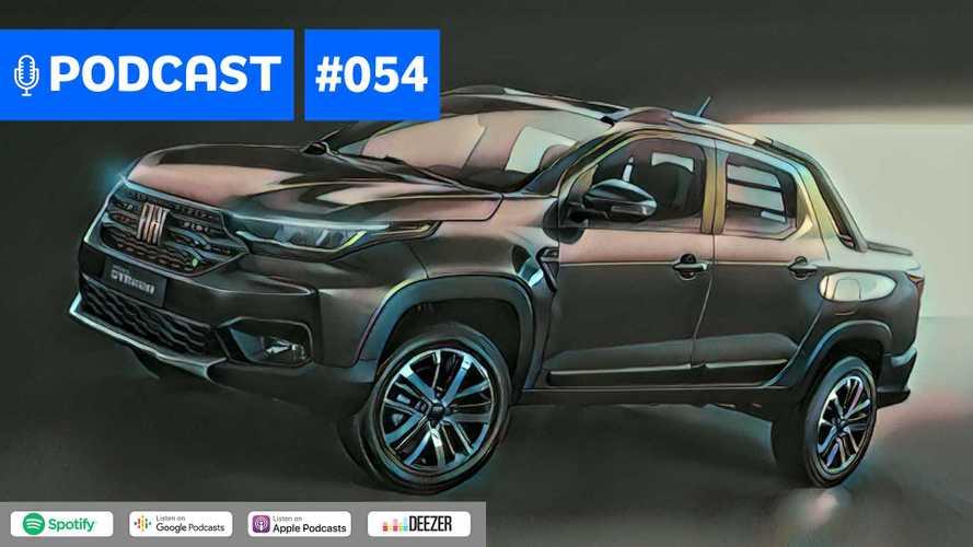 Motor1.com Podcast #54: Nova Strada e outras atrações da Fiat até 2022