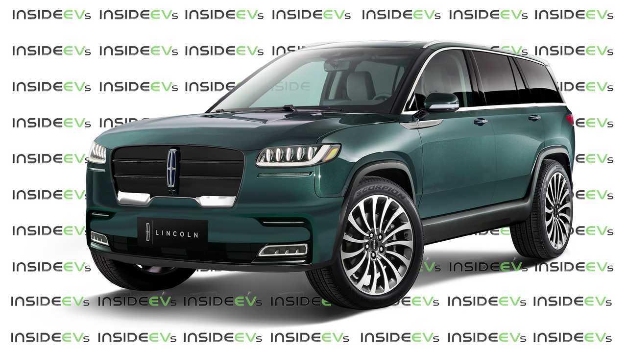 Lincoln-Rivian EV SUV