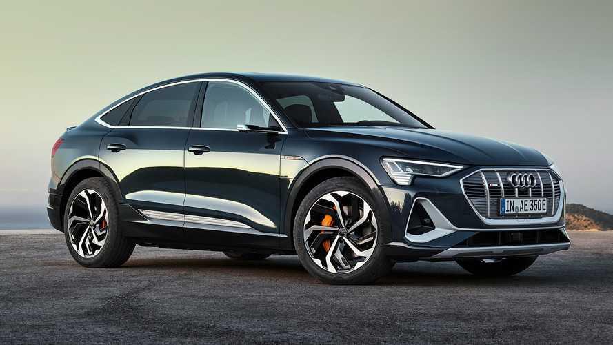 Audi e-tron Sportback Edition one, arriva il SUV coupé elettrico