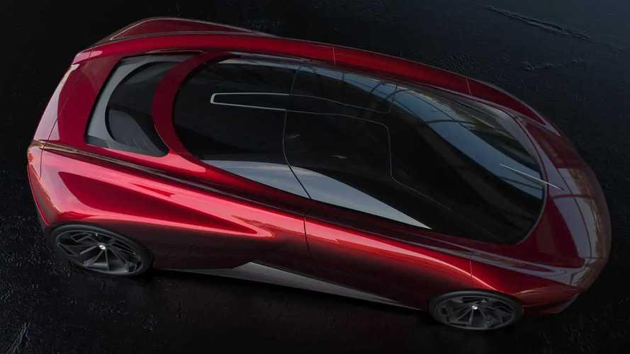 Mazda 9: Rendering von Joseph Robinson