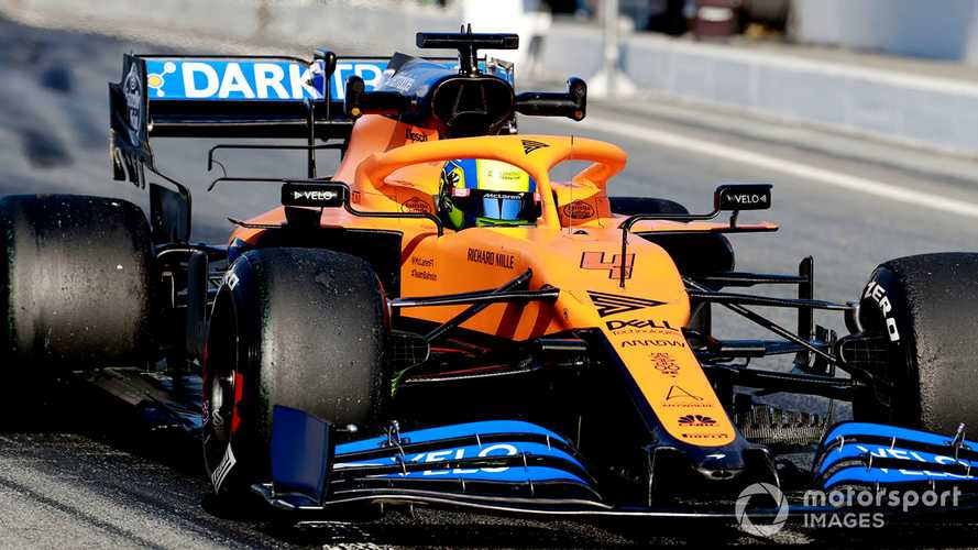 McLaren had 'best start for many, many years' to F1 testing