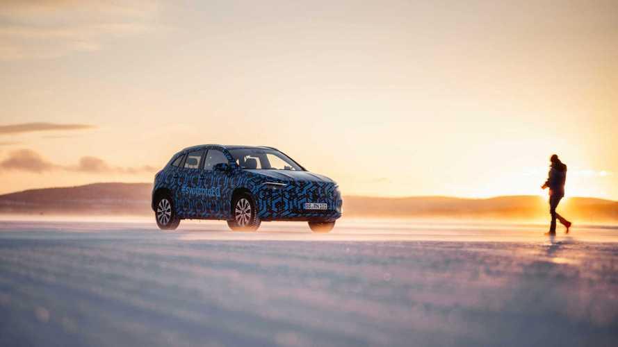 Mercedes-Benz annonce l'EQA, son nouveau SUV électrique