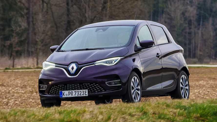 Renault Zoe: Jetzt mit 10.000 Euro Bonus und Gratis-Wallbox