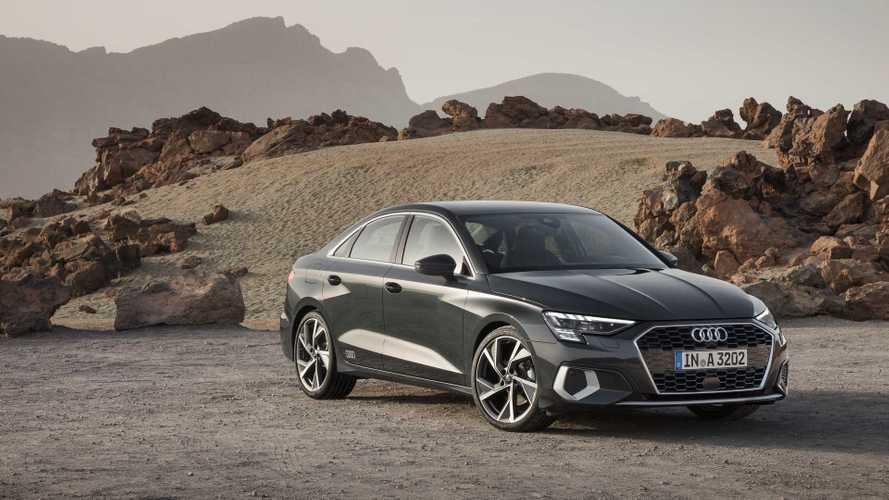 2020 Audi A3 Sedan da yenilendi