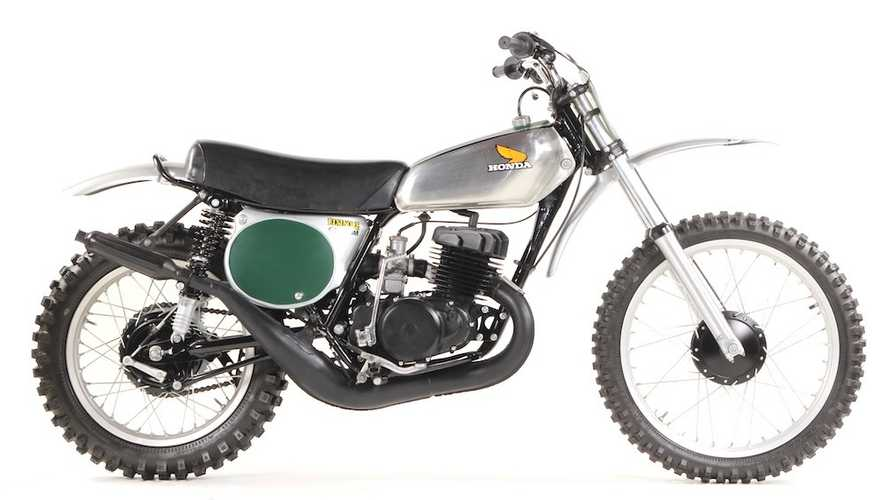 1973 Honda CR250M Elsinore