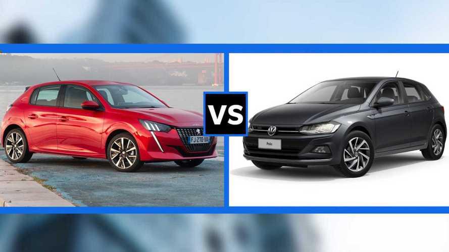 Novo 208 x VW Polo: vale esperar pelo Peugeot?
