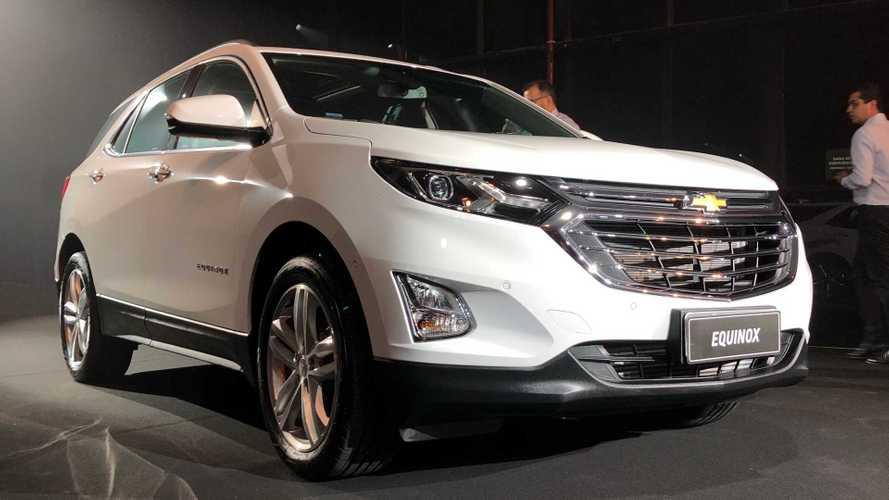 Chevrolet Equinox 2020 estreia motor 1.5 turbo; veja versões e preços
