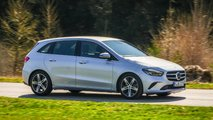 Teuer!? Mercedes B 220d Sports Tourer im Test