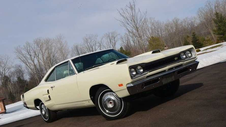 Bid On This Numbers-Matching 1969 Dodge Coronet Hemi Super Bee
