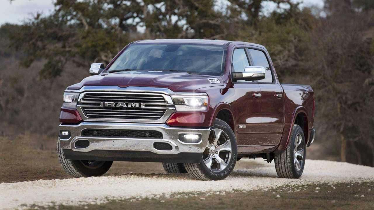 2. Ram Pickup: 633,694 Units