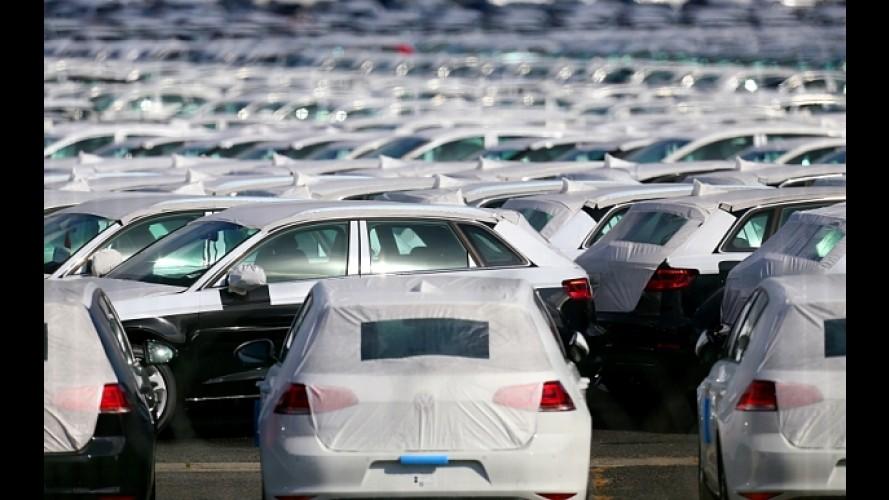 İsviçre, Dizel Volkswagen'lerin Satışını Geçici Olarak Yasakladı