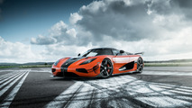 Koenigsegg Agera XS first photos