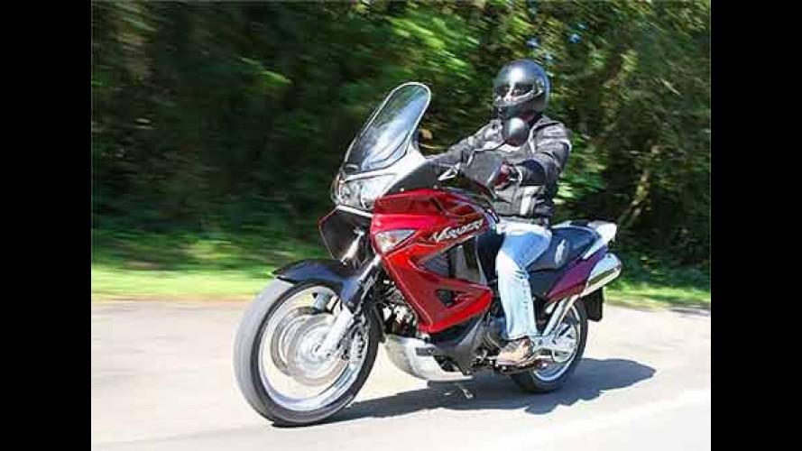 Sucesso na Europa, Honda XL1000V Varadero chega ao Brasil