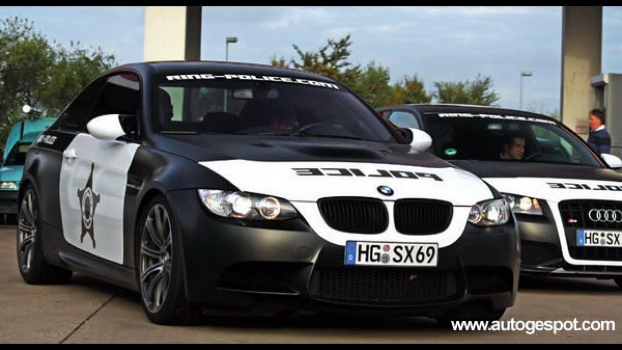 BMW M3 e Audi S3