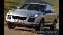 Porsche Cayenne S Híbrido chega em 2010 - Consumo será de 11km/litro