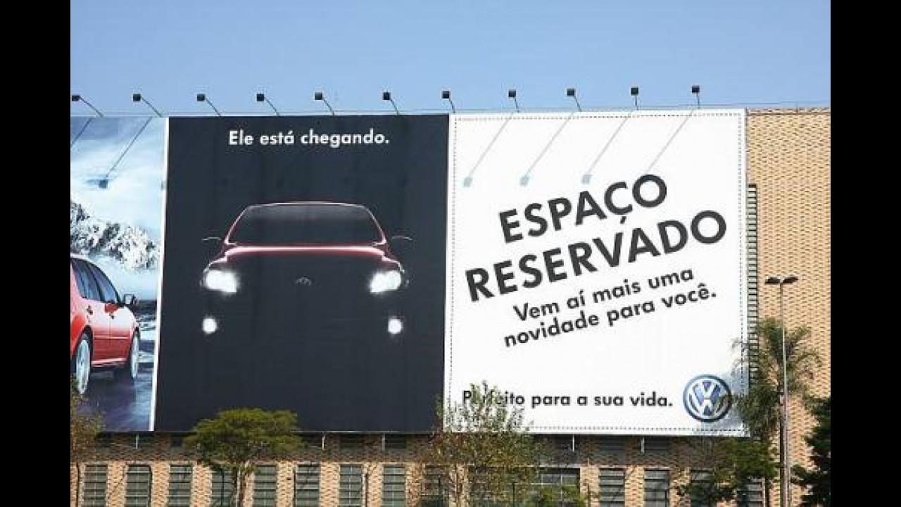 Volkswagen divulga primeira foto do Novo Gol Geração 5 em sua fábrica