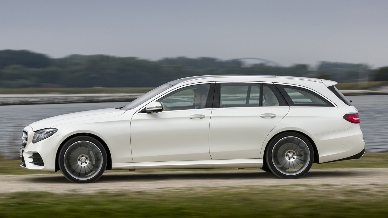 Review: 2017 Mercedes-Benz E400 Wagon