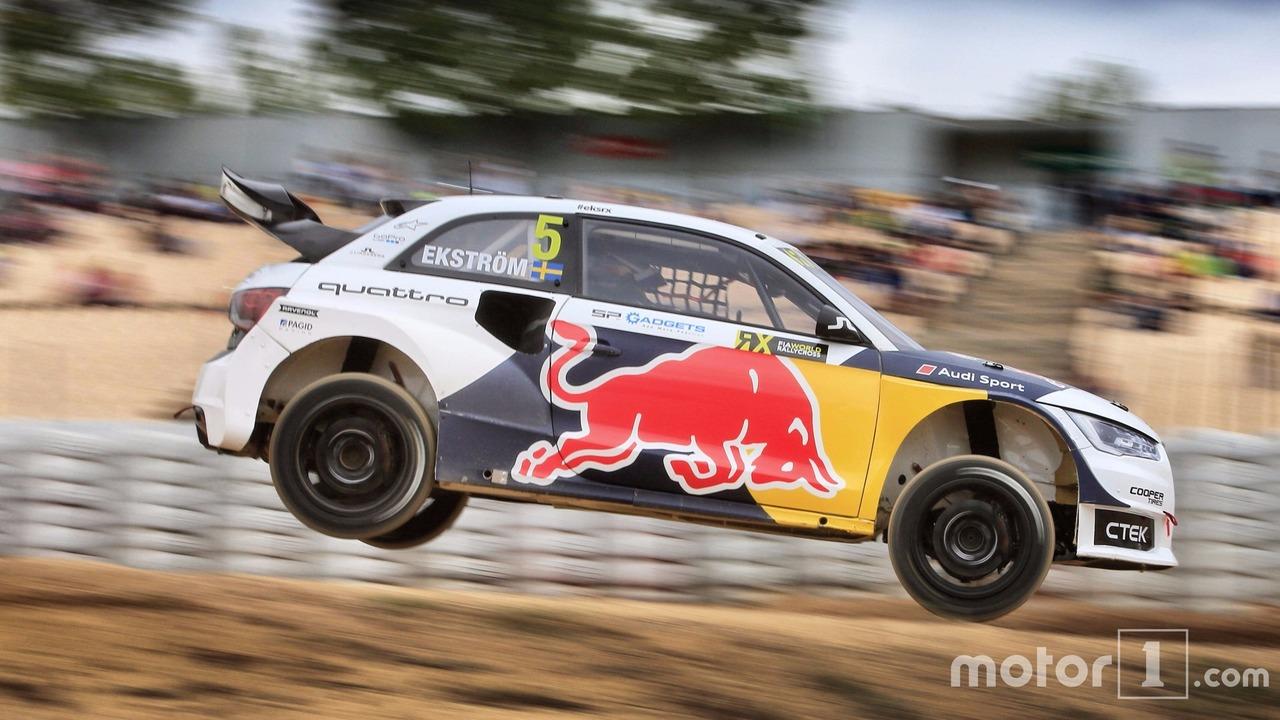 Rallycross Ekstrom