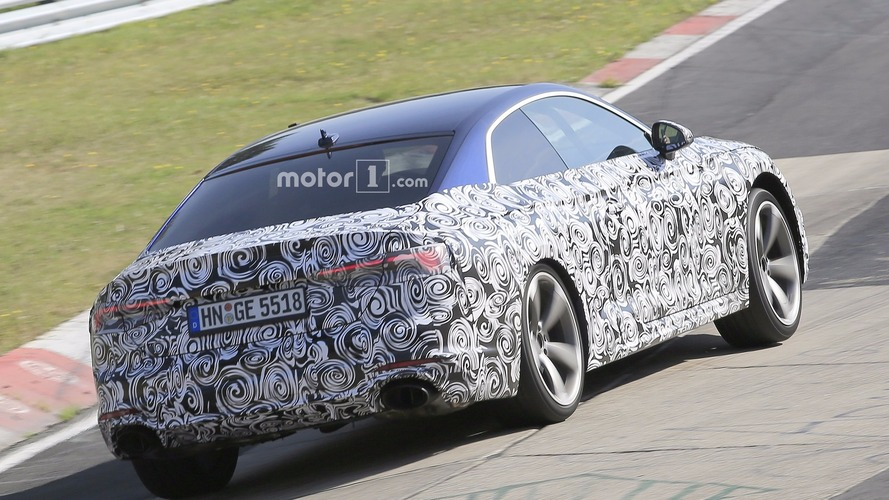 Audi RS5 Coupe 2018 photos espion