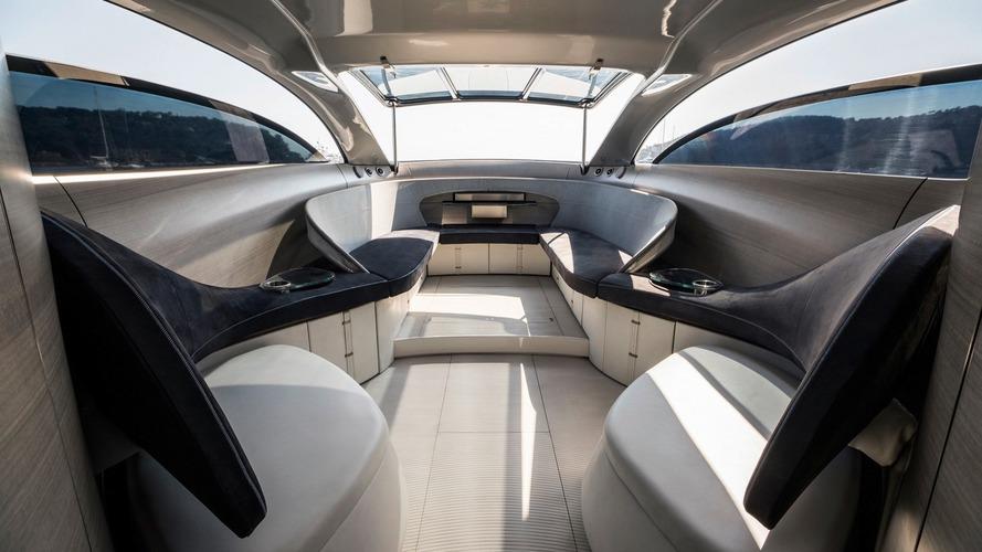 Mercedes-Benz Style uçak, yat