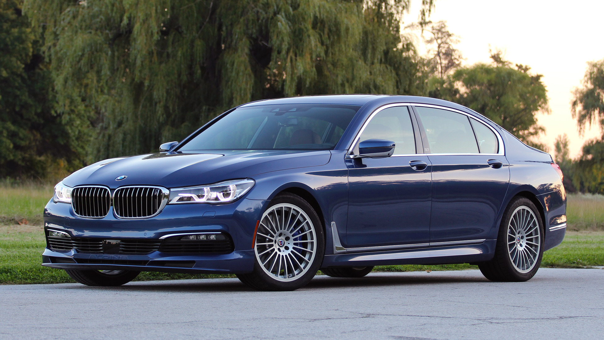 BMW Alpina B Review The Magnificent Seven - Alpina bmw b7 price