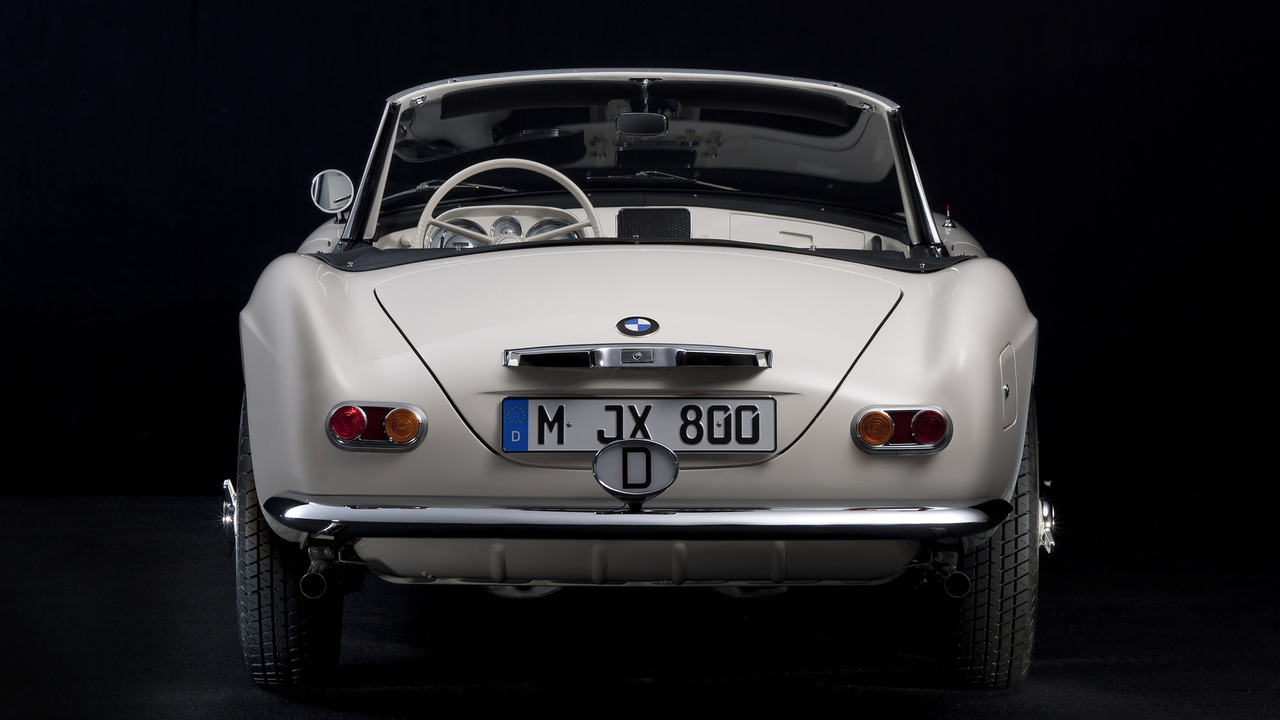 1956 BMW 507 Elvis Presley