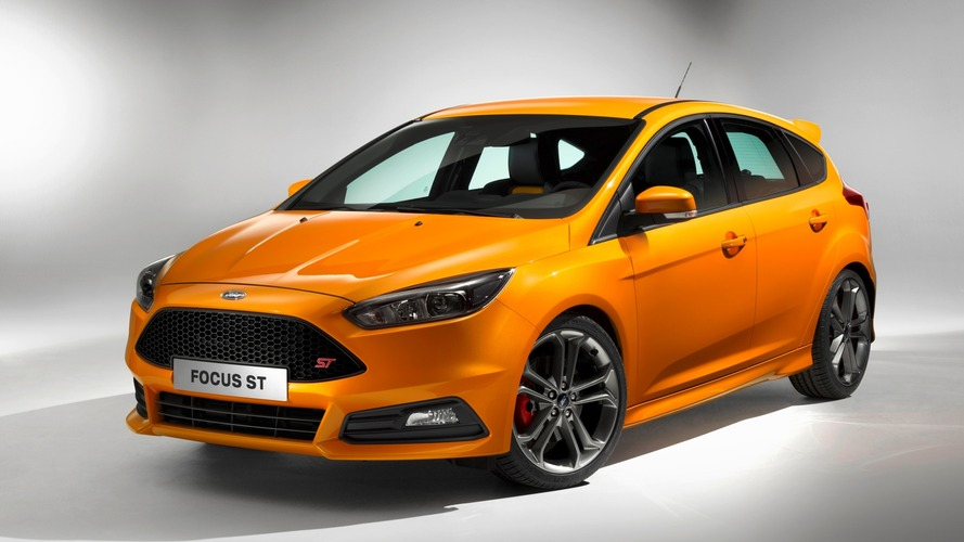 Ford Focus ST ve Ford Fiesta ST Türkiye'de!