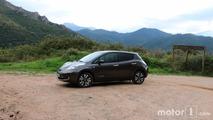 Essai Nissan Leaf