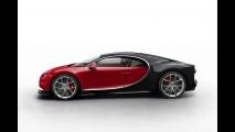 Bugatti Chiron'un renk seçeneklerine göz atın