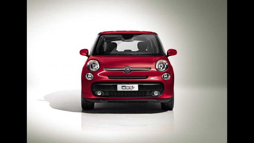 Fiat 500L, la nuova multispazio torinese