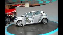 Renault ZOE Preview al Salone di Parigi 2010