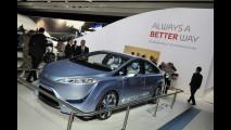 Toyota al Salone di Parigi 2012