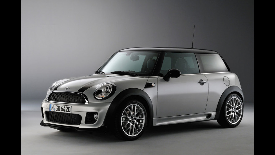 Kit John Cooper Works per MINI e MINI Cabrio