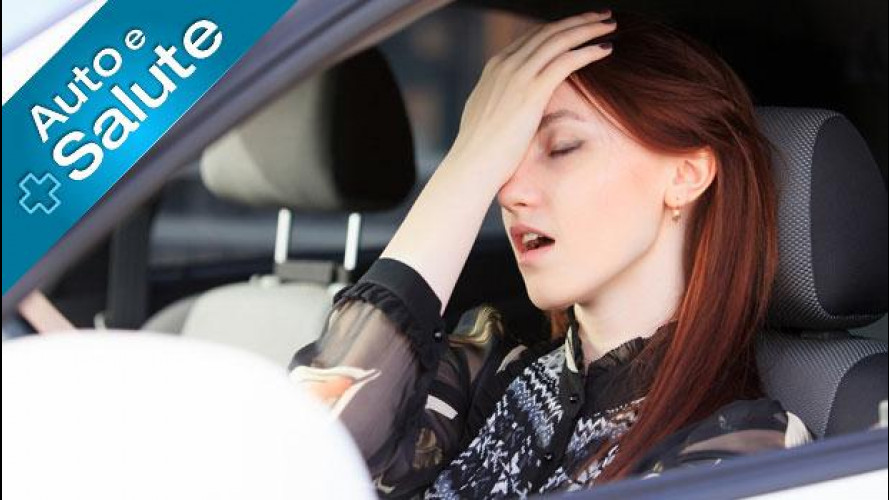 Come evitare i colpi d'aria in auto