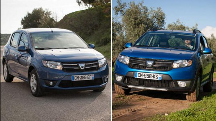 Nuova Dacia Sandero e Sandero Stepway, le low cost si rinnovano