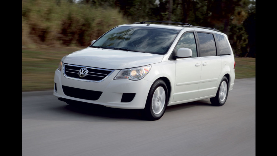 Volkswagen Routan contribuisce alle spese del college in USA
