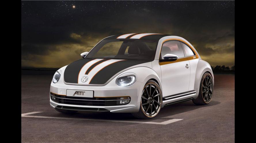 """Abt Speedle, una Volkswagen """"Speedy Beetle"""""""
