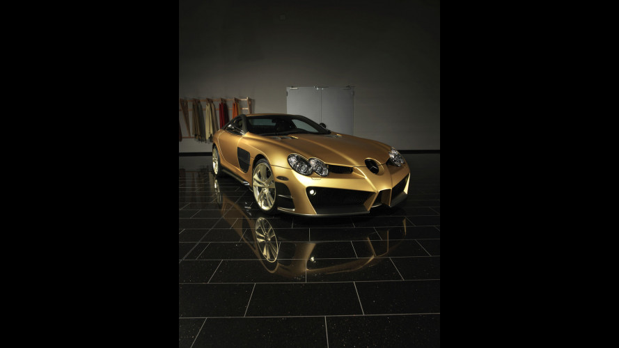 "Mercedes SLR ""Renovatio"" by Mansory"