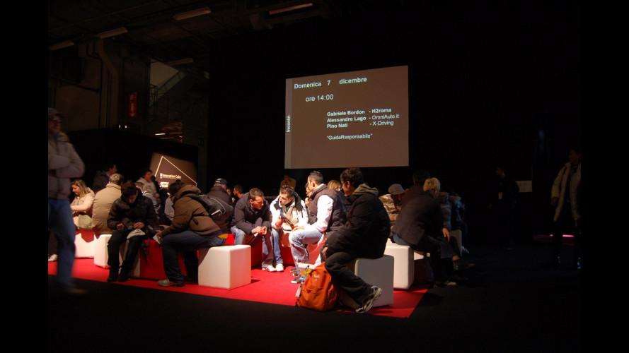 """Motor Show: a lezioni di """"GuidaResponsabile"""" con OmniAuto.it"""