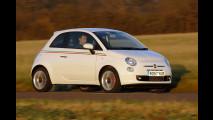 Fiat 500 UK market