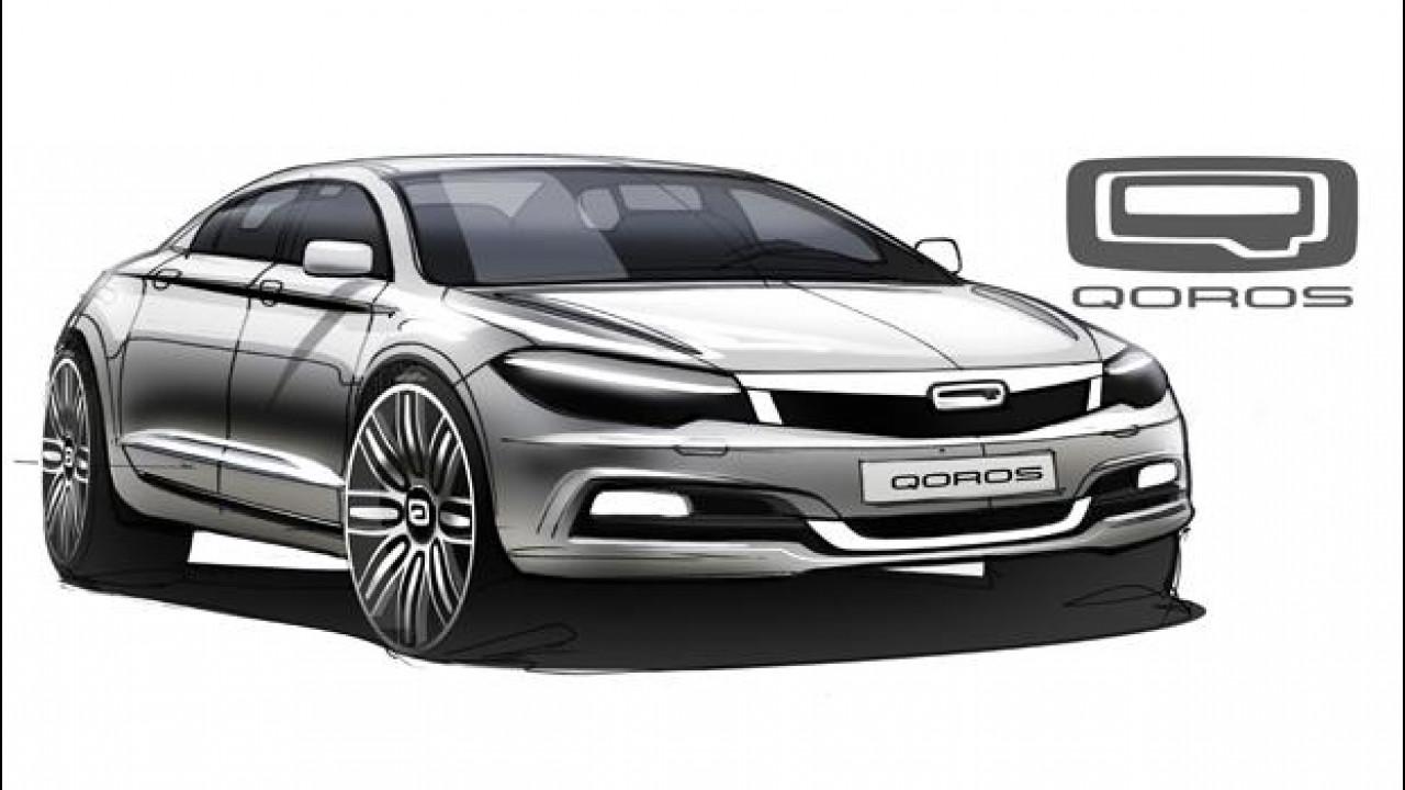 [Copertina] - Qoros, una nuova auto cinese debutta a Ginevra