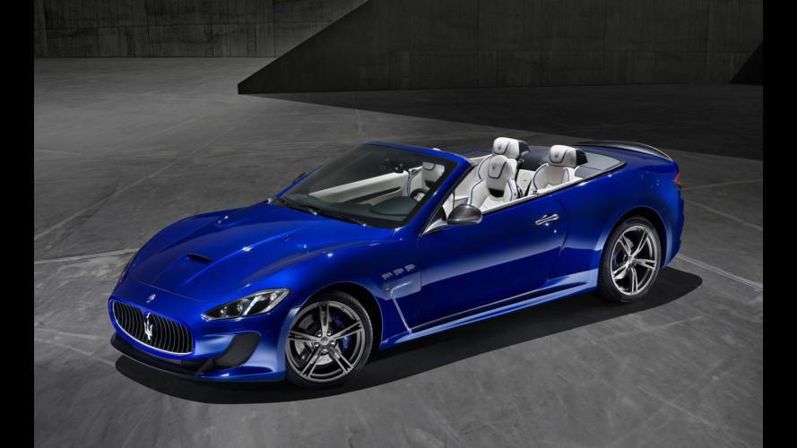 Maserati GranTurismo MC Centennial Edition, tempo di celebrazioni